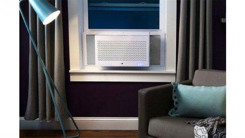 Aire acondicionado para ventanas de Google